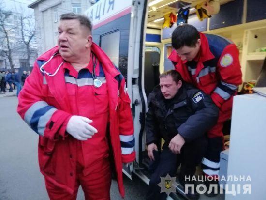 """У БПП звинуватили """"проросійські сили"""" в сутичках """"Нацдружин"""" і правоохоронців у Черкасах"""
