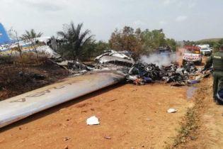 В Колумбии разбился пассажирский самолет. Погибли 14 человек