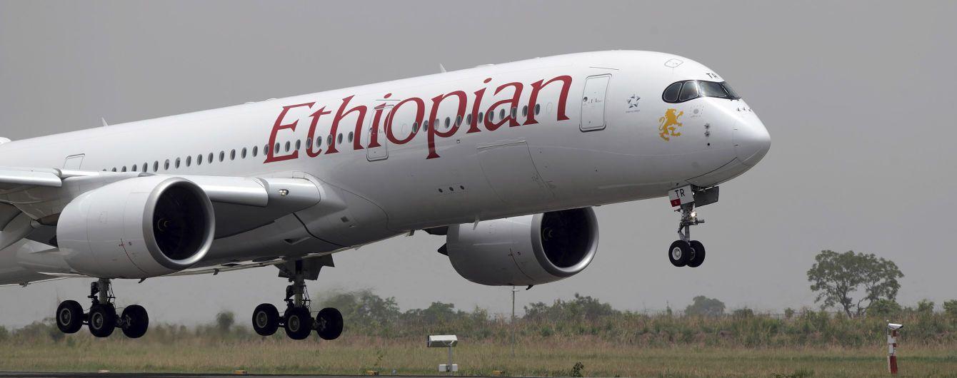 В Ефіопії розбився пасажирський Boeing, на борту якого було понад 150 людей