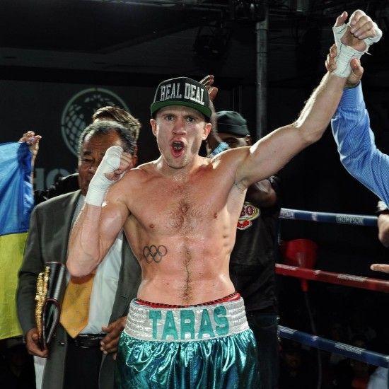 Український боксер Шелестюк яскраво переміг мексиканця після довготривалої паузи в кар'єрі