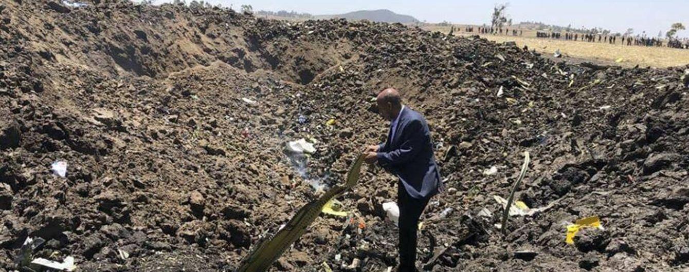 Авиакатастрофа в Эфиопии: ни один человек на борту не выжил