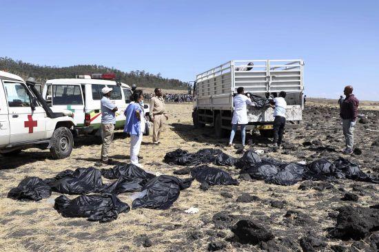 Авіакатастрофа в Ефіопії: 10 пасажирів літака Ethiopian Airlines працювали в ООН – ЗМІ