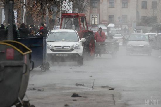 У Харкові слюсар загинув від напору окропу під час ремонтних робіт