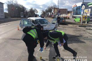 В Ровно иностранец на BMW устроил ДТП, погибла женщина