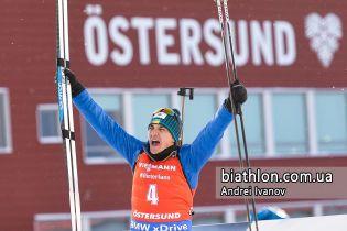 Пидручный выиграл спринтерскую гонку на открытом чемпионате Швеции