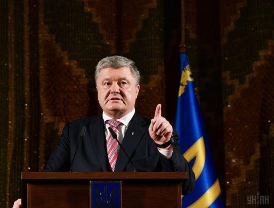 Порошенко призначив виконувача обов'язків голови зовнішньої розвідки