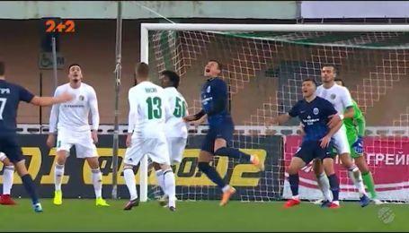 Ворскла - Десна - 0:0. Відео-огляд матчу