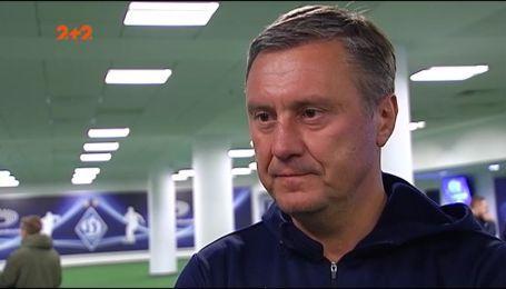 Дефицит форвардов в Динамо: Хацкевич комментирует игру Сидклея и Гармаша