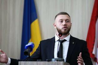 """""""Миротворец"""" внес в свою базу лидера """"Нацкорпуса"""" в Черкассах, полиция открыла против него дело"""