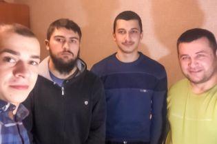 У Ростові-на-Дону поліція затримала чотирьох кримськотатарських активістів