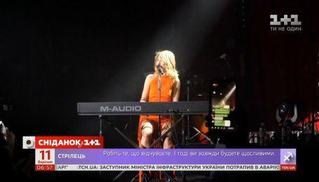 У Києві відбувся сольний концерт співачки TAYANNA