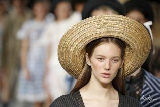 Время больших шляп: тенденции сезона весна-лето 2019