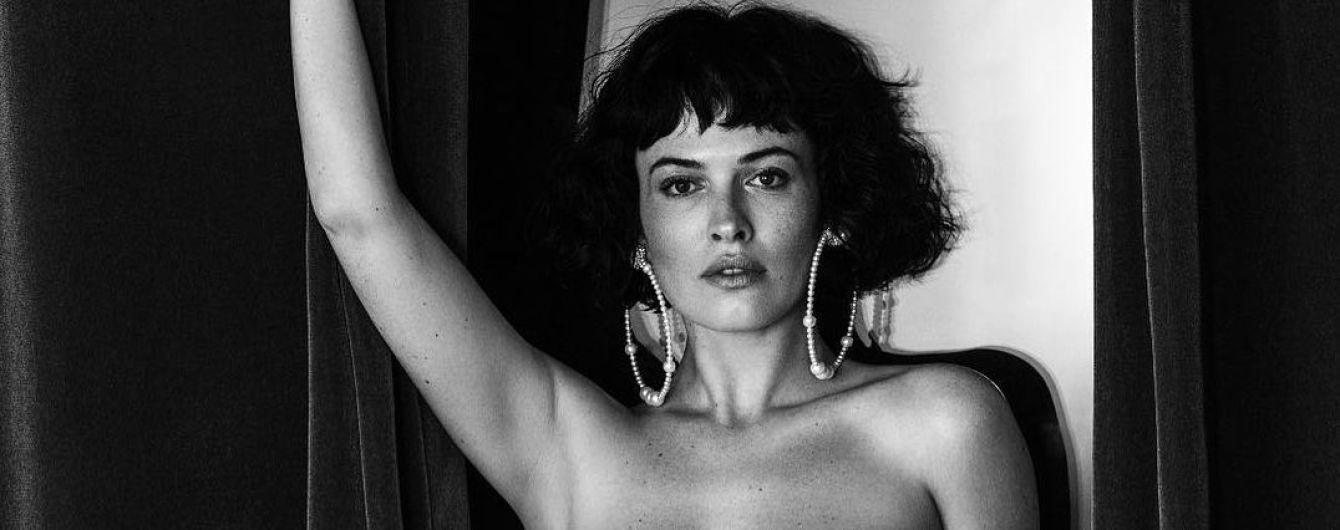 Почти обнаженная Даша Астафьева снялась для Playboy