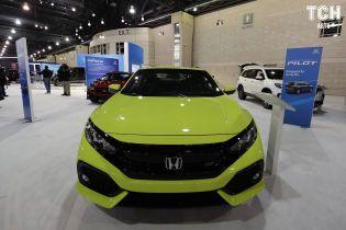 Обновленная Honda Civic станет гибридом