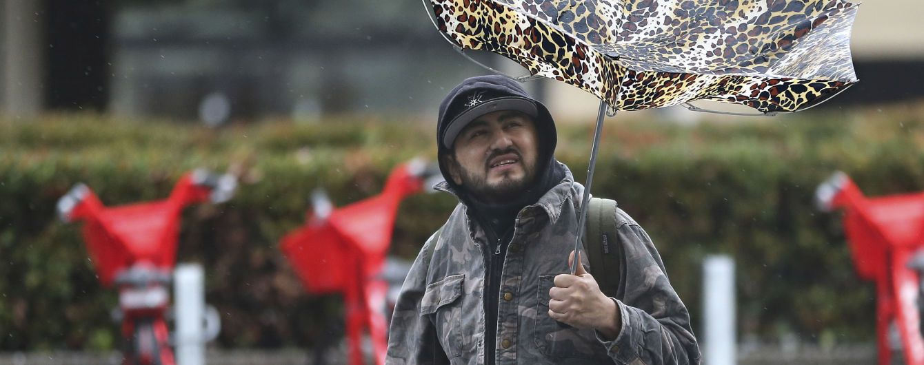 Погода на 7 мая: Украину накроют дожди с грозами, а местами - с мокрым снегом