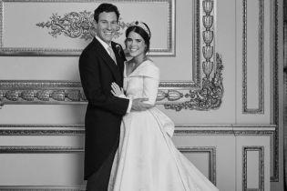 Счастливы вместе: принцесса Йоркская Евгения поделилась свадебным снимком из личного фотоархива