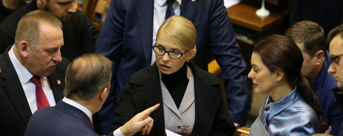 Порошенко за год 82 раза увеличил свои доходы – Тимошенко