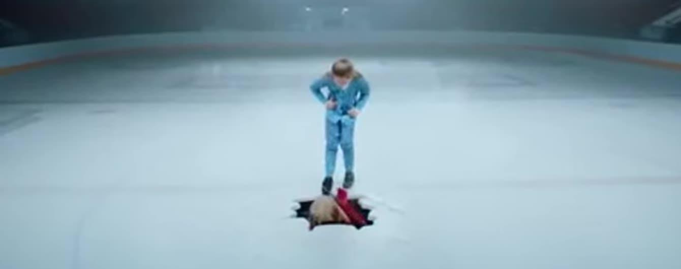"""""""Лед тронулся"""": Оля Полякова сняла младшую дочь в клипе-экшене"""