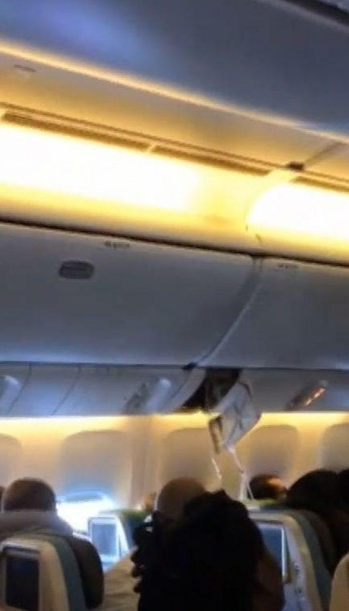 У США через турбулентність в літаку постраждали понад 30 пасажирів