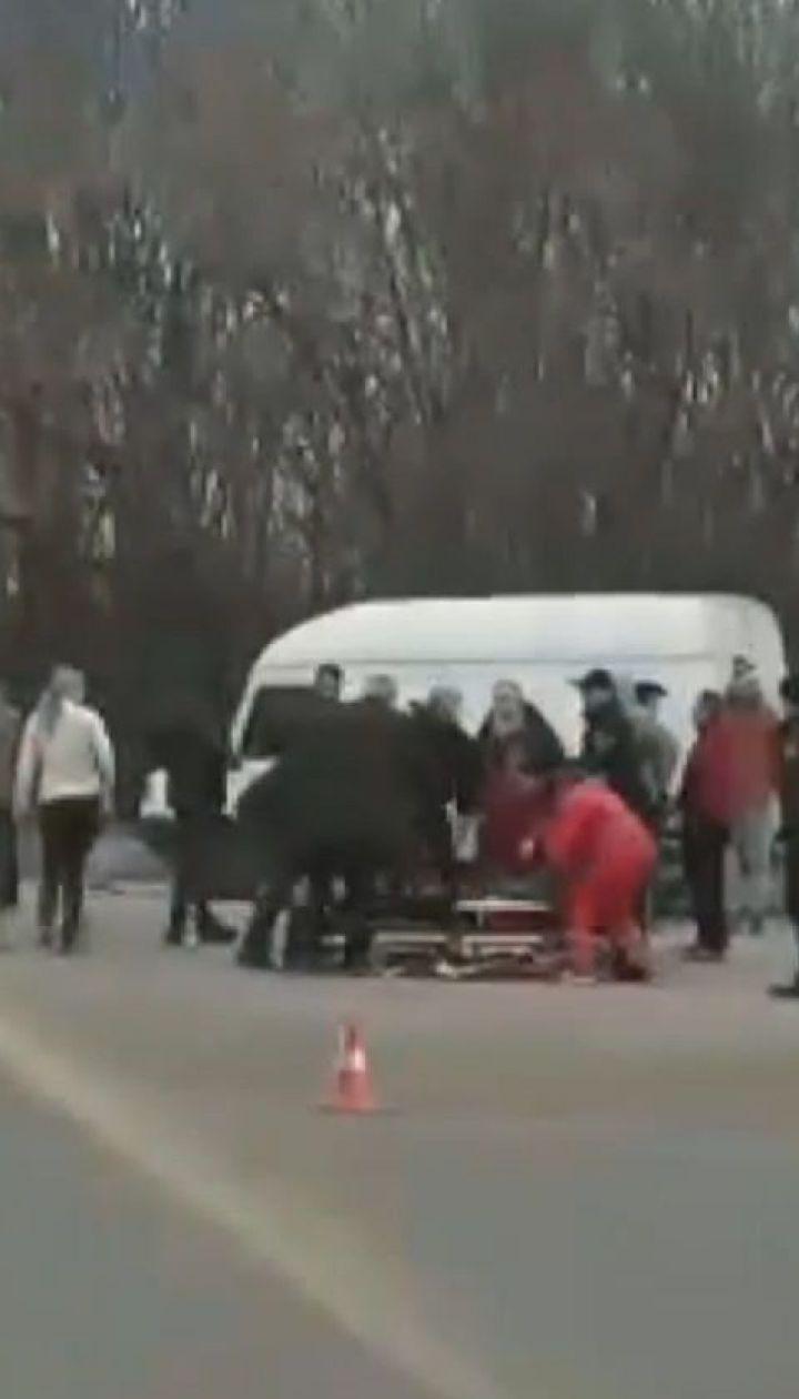 ДТП в Тернополі: за кермом одного з авто була 13-річна дівчинка