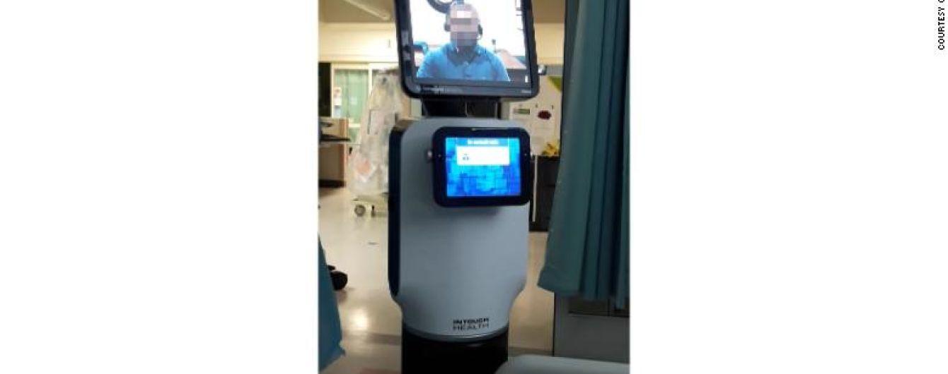 Лікар повідомив пацієнту про швидку кончину за допомогою робота - хворий не витримав і помер