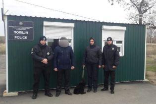 На Херсонщині затримали військового-дезертира, який втік до окупантів Криму