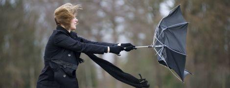Синоптики попередили про посилення вітру у Києві