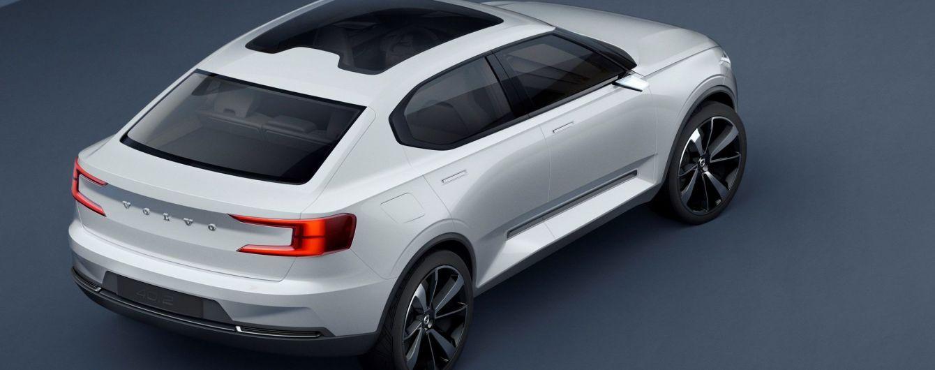 Суббренд Volvo рассказал о создании внедорожника на электрике