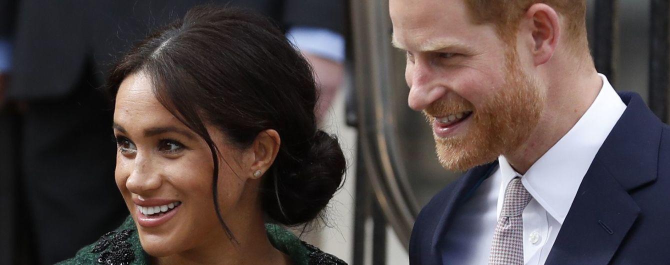 Принц Гаррі та Меган стали батьками: що відомо про королівського первістка