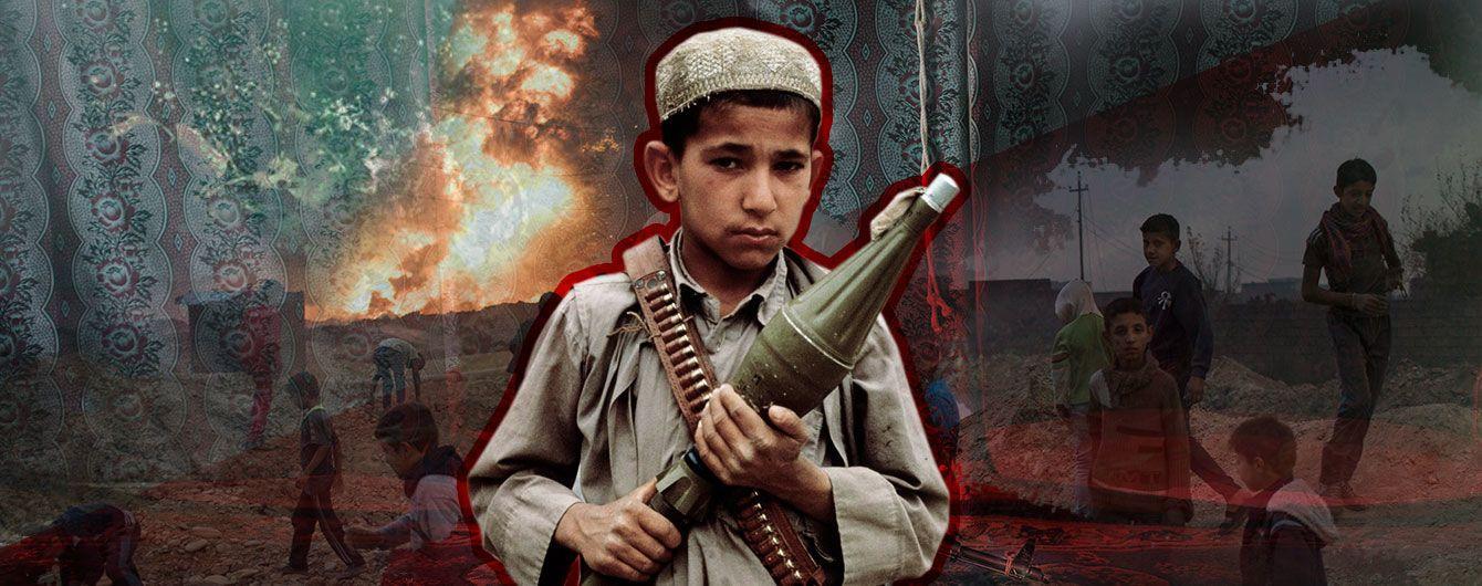 Дети-солдаты: реабилитация или тюрьма?