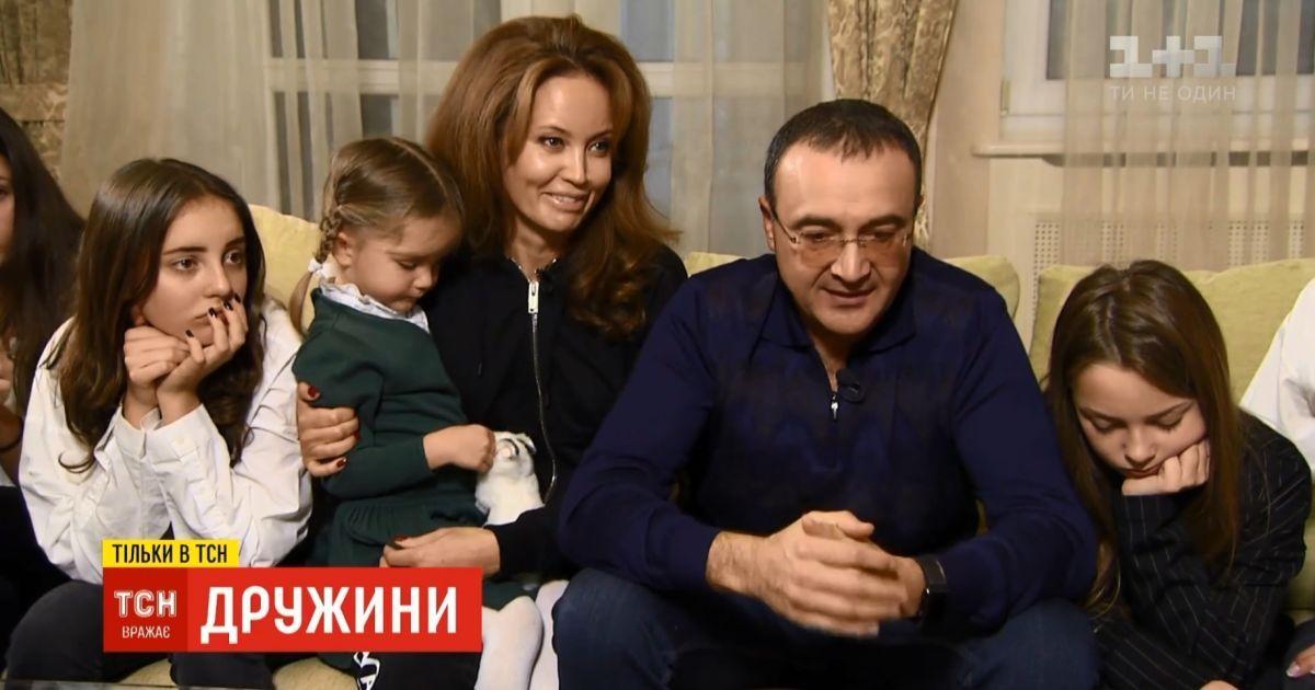 Бути ідеальною у 46: дружина українського мільйонера народила йому 7 дітей і має вигляд топ-моделі