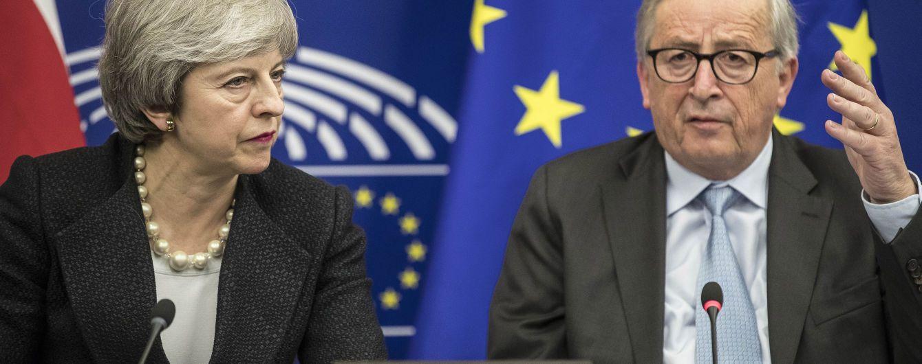 """Великобритания и Евросоюз """"в последний миг"""" достигли изменений в соглашении о Brexit"""