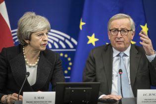 """Велика Британія та Євросоюз """"в останню мить"""" досягли змін в угоді про Brexit"""