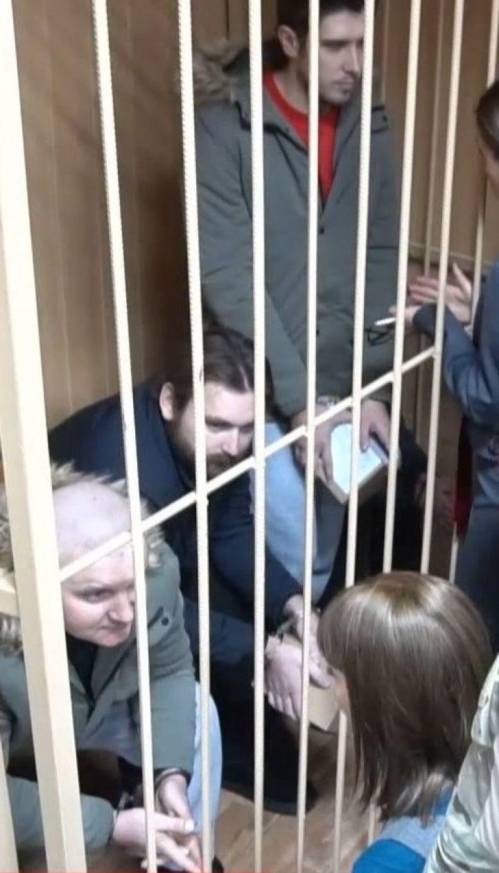Следственный комитет РФ планирует осуществить психолого-психиатрическую экспертизу еще трех украинских моряков