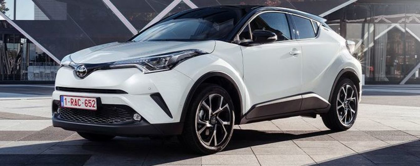 Электрокар Toyota появиться в Европе в 2021 году