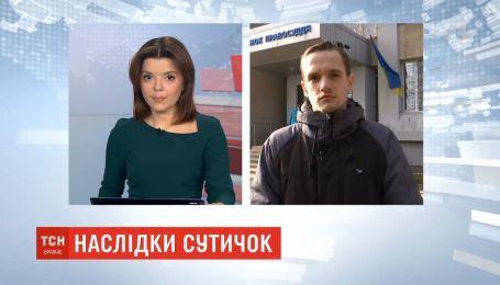 """У Черкасах двом представникам """"Нацкорпусу"""" закидають непокору поліції та хуліганство"""