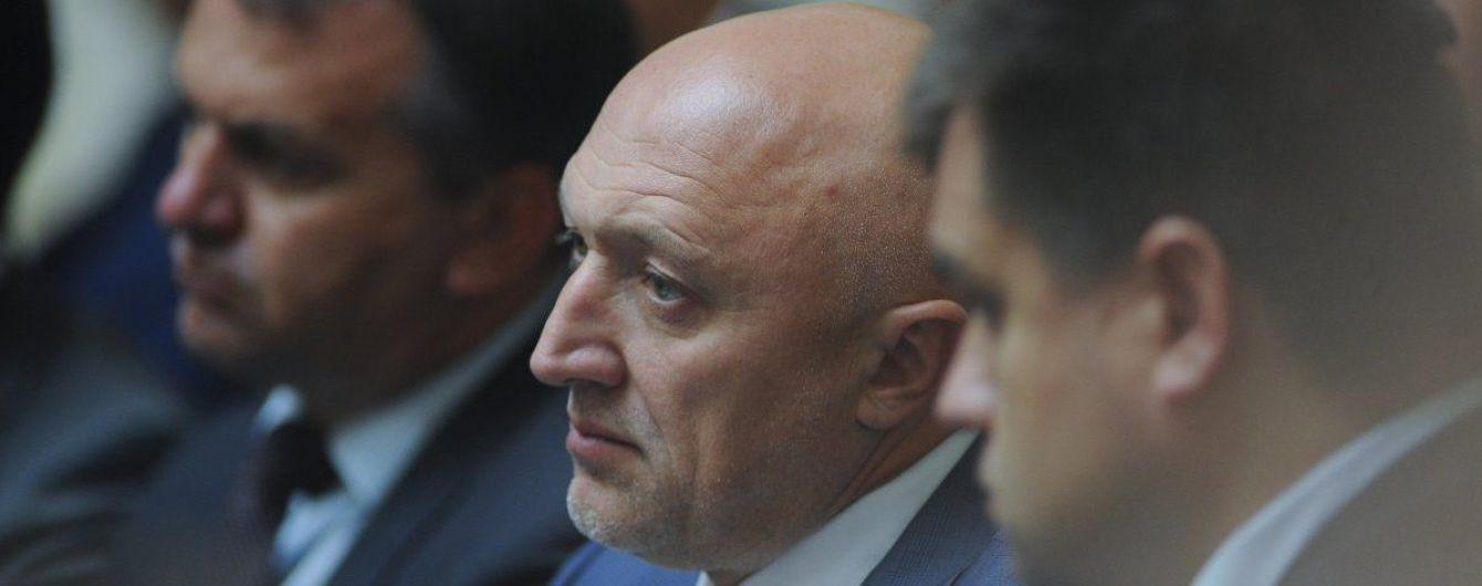 Порошенко попросил Кабмин представить ему заявление на увольнение руководителя Полтавской ОГА