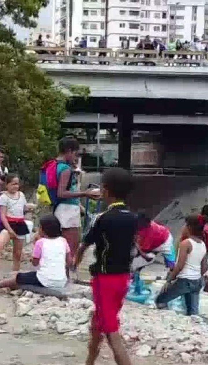 Вибух на електростанції залишив десятки тисяч жителів Каракаса без світла