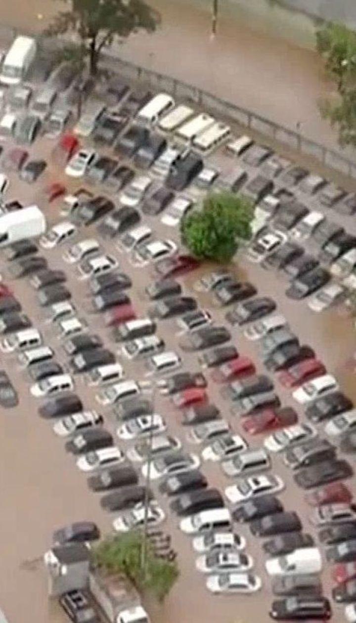 11 человек погибли вследствие наводнений в Бразилии
