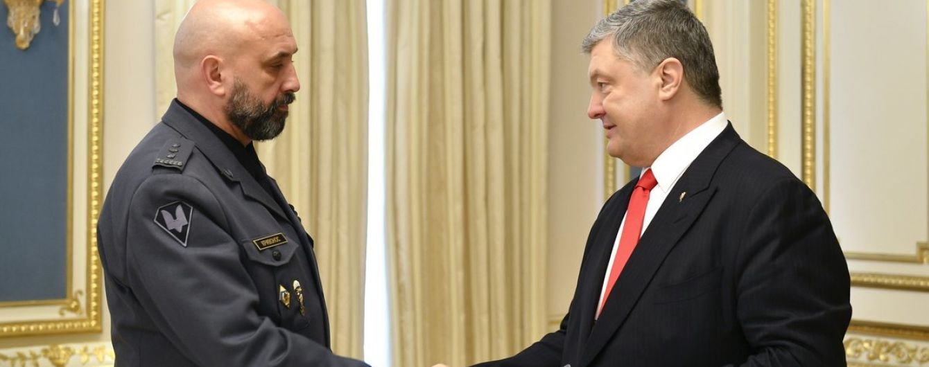 Вместо Гладковского: заместителем секретаря СНБО стал экс-кандидат в президенты полковник Кривонос