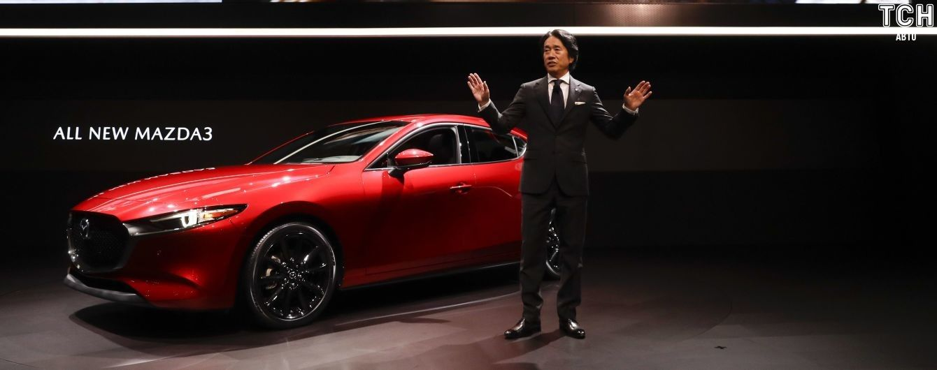 Mazda создает самозарядный гибрид на базе роторного мотора