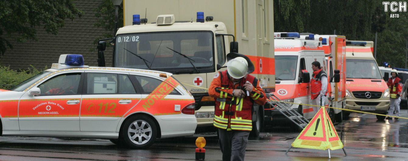 У Німеччині на 23 тисячі євро оштрафували водіїв, які не пропустили швидку
