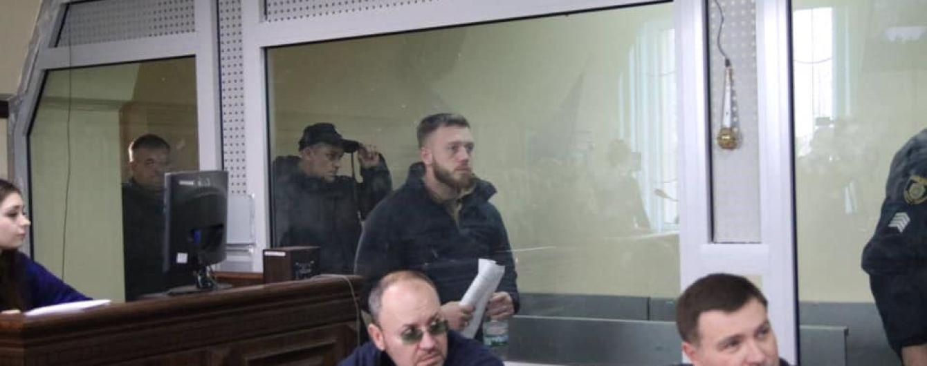 """Столкновения на митинге Порошенко в Черкассах: суд избрал меру пресечения активистам """"Нацкорпуса"""""""