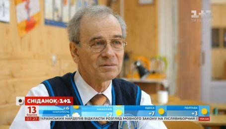 Кникальная история учителя физики Павла Виктора