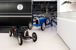 Bugatti випустить дитячий електрокар за 30 тисяч євро
