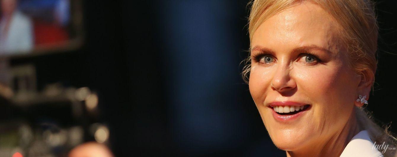 Что с лицом: Николь Кидман удивила своим внешним видом