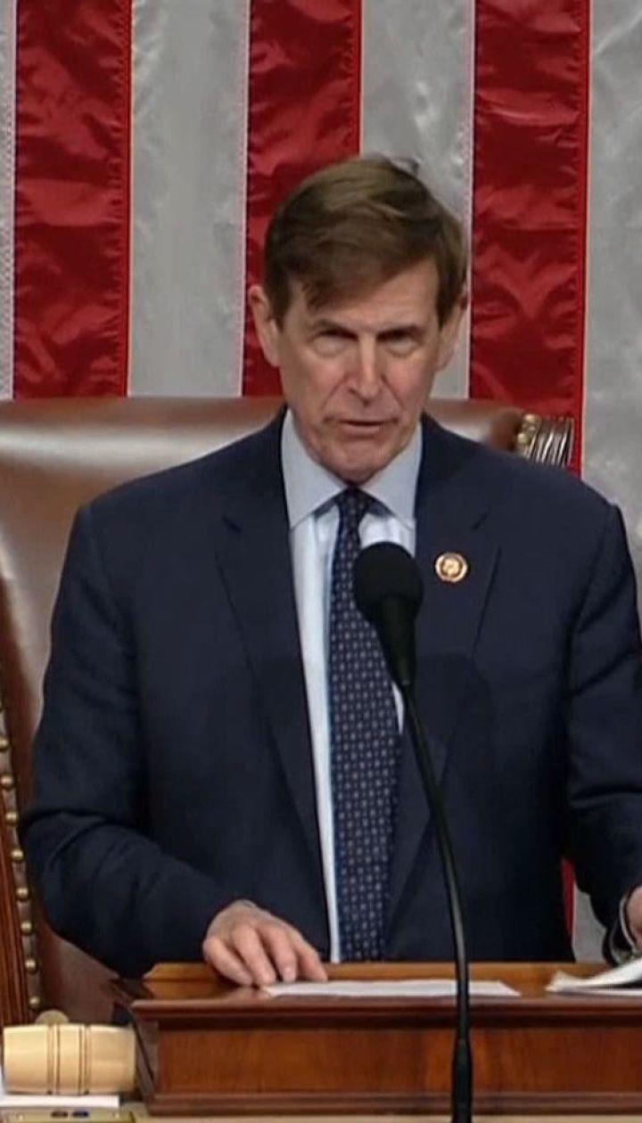 Конгрес США ухвалив законопроект по невизнання влади РФ над Кримом