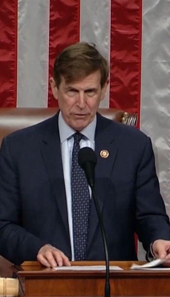 Конгресс США принял законопроект о непризнании власти РФ над Крымом