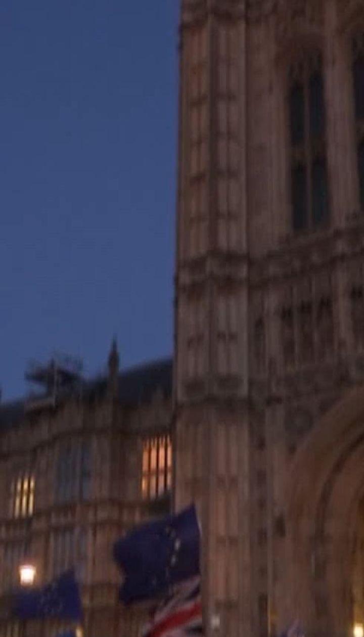 Парламент Великої Британії знову не підтримав угоду про Brexit