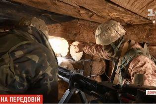 У бліндажі бійців ООС вибухнула граната: двоє загинули, один поранений